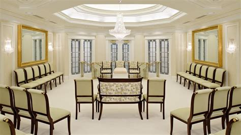 sealing room invited to tour boise idaho temple