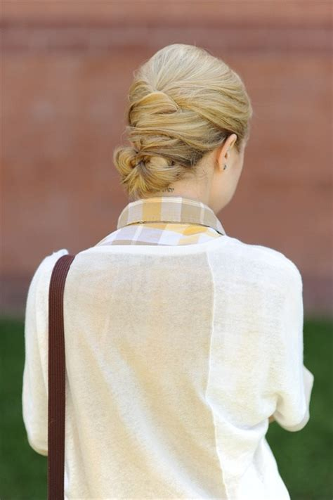 casual updo hairstyles for work 20 casual updos that never look plain or boring