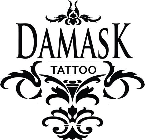 damask tattoo damask logo yelp