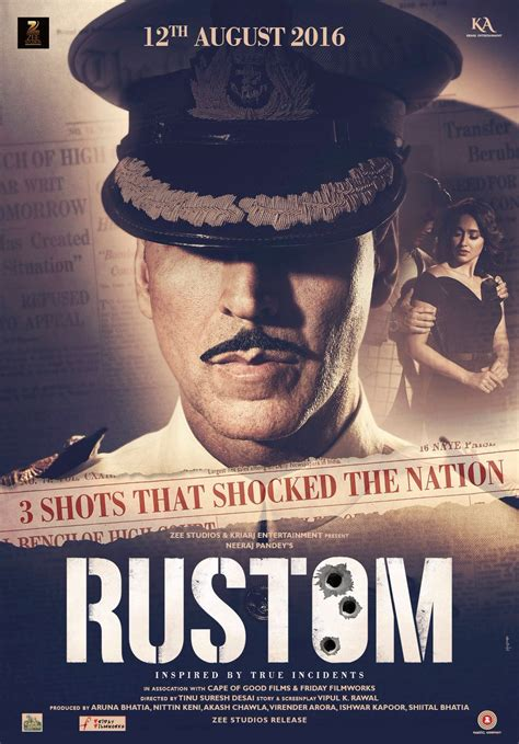 biography of rustom movie nanavati case real rustom story pictures wiki
