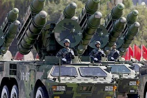 china increases its missile forces while opposing u s following south china sea verdict chinese military
