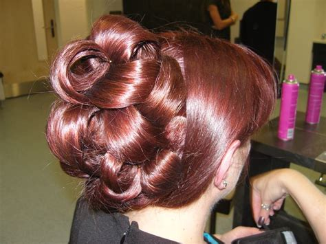 barrel curl hair pieces barrel curl updo wedding pinterest updo barrel