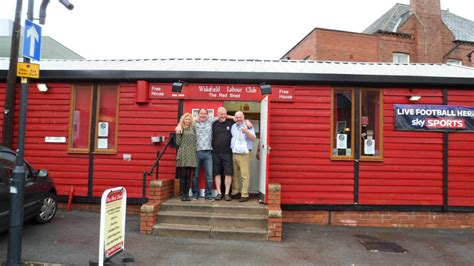 The Shed Wakefield by Barrow Hill Volunteers Wobble Around Wakefield Camra