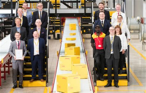 dhl express attains 300th tapa certification air cargo week