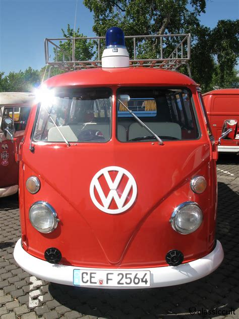 volkswagen fire vintage vw fire bus police beetle 181 type 3 emergency