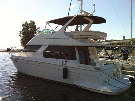 carver pilothouse boats sale 2002 carver 450 voyager pilothouse power boat for sale