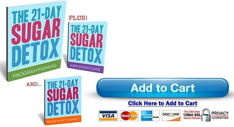 21 Day Sugar Detox Cookbook Pdf by 21 Day Sugar Detox Pdf Cookbook Review Is It Reliable