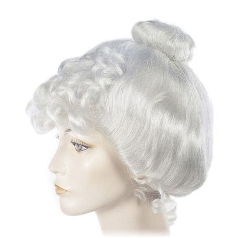 mrs clause wigs wigs by unique