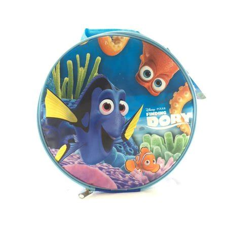 lunch bag disney finding dory circle new 301956
