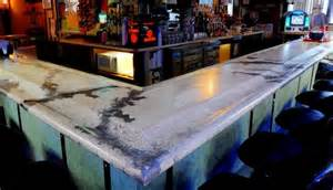 Concrete Bar Top How To Make Concrete Bar Top Www Pixshark Images