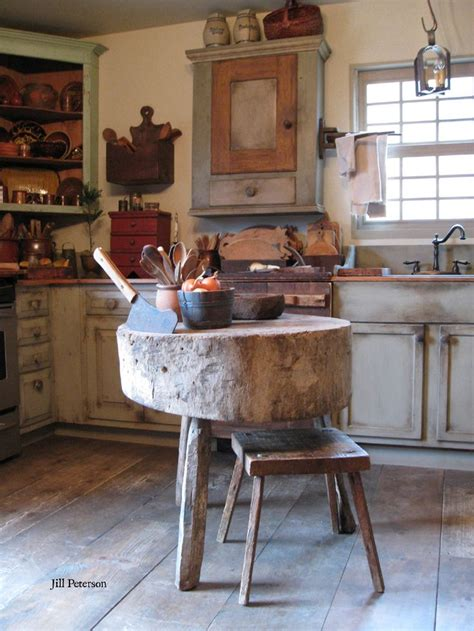 primitive kitchen islands 4842 best farmhouse rustic vintage primitive images on primitive decor