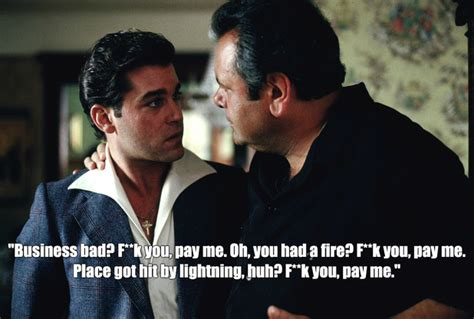 gangster film ray liotta 11 killer goodfellas quotes for the iconic gangster movie