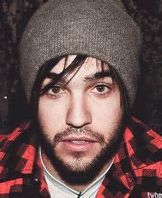 Pete Wentz Gets His Beard On by Why So Handsome On Pete Wentz Tedder And
