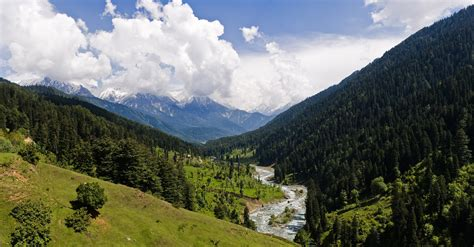 Landscape Pictures Of Kashmir Nature Landscape Valley Kashmir Mountains