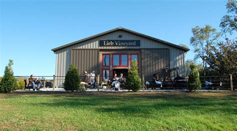 lieb cellars tasting room lieb cellars to host yard sale chance to win wine for a year