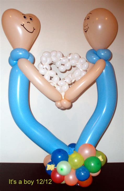 baby shower balloon decoration 183 how to make a party