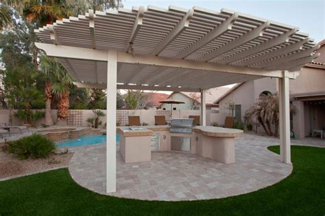 Aluminum patio covers Southern California   AlumaCovers