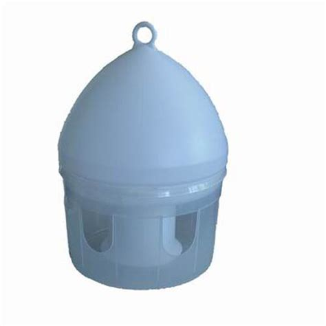 water cooler for birds with a roof 6 5l ezclean water dispenser pigeon birds canary feeders accessories ebay