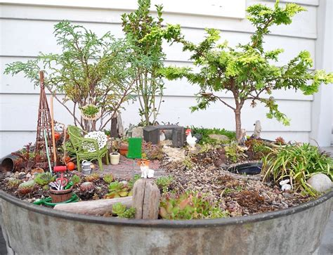 Dijamin Garden Mini Plant Mini Garden how to plant a miniature garden in a big pot part ii