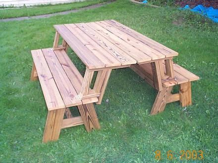 picnic table that turns into a bench picnic table that turns into benches projects for chad