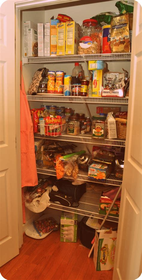 Pantry Definition by Controlling Chaos Pantry Re Organization Moments That