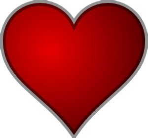 heart 9 clip art at clker com vector clip art online