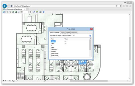 software microsoft visio the free microsoft visio viewer 2013 softpedia