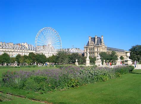 Ouverture Jardin Des Tuileries