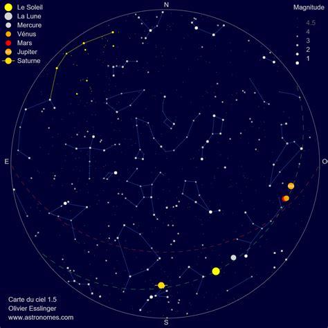 le prisonnier du ciel 2266234005 carte du ciel hemisphere nord