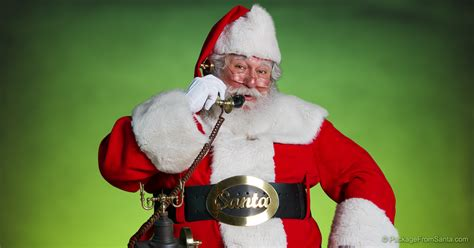 call santa a free personalized phone call from santa claus app free