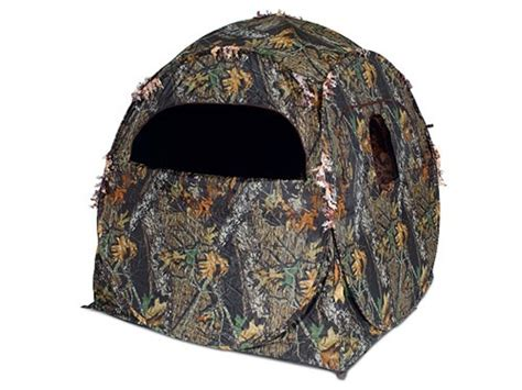 Doghouse Hunting Blind Ameristep Doghouse Ground Blind 60 X 60 X 68 Mossy Oak