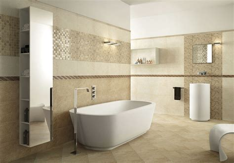 Ceramic Tile Bathroom Ideas Pictures Enhance Your Bathroom Style With Bathroom Tile Ideas Trellischicago
