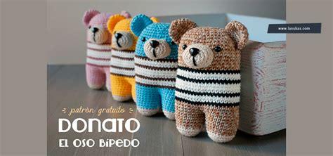 Amigurumi Crochet Modele Gratuit tuto amigurumi gratuit donato l ourson au crochet