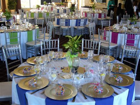 ideas for table decorations wedding accessories ideas