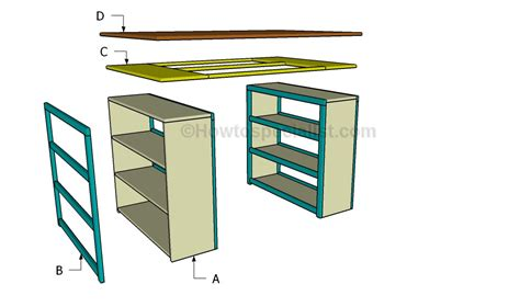 craft bench plans how to build a craft table howtospecialist how to