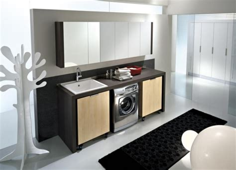 Modern Laundry Room Design And Furniture From Idea Group Modern Laundry