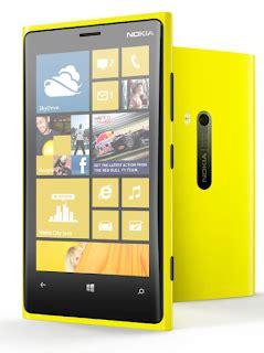 Handphone Nokia Lumia 920 info spesifikasi terbaru spesifikasi handphone nokia lumia 920