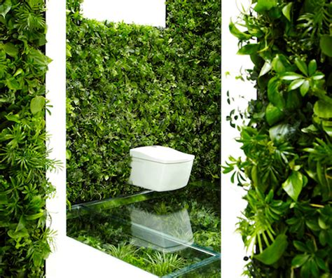 living wall bathroom amazing green walled japanese bathroom answers nature s