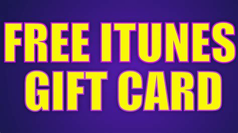 How To Get Gift Cards For Free Online - get free itunes gift cards online infocard co