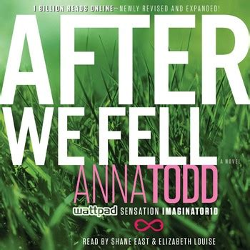 After We Fell The After Series by After We Fell Audiobook By Todd Shane East