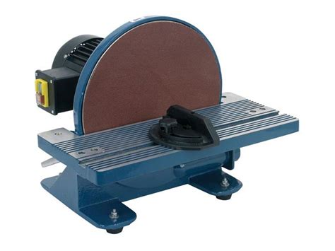 bench disc sander sealey sm31 disc sander bench mounting 305mm 750w 230v
