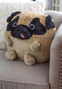 plush one corgi pug pillows holycool net