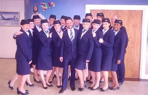 our new starters bhx cabin crew looking smart in their