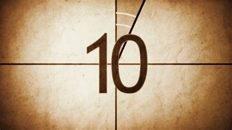 after effects countdown title card template countdown leader cinema motion background videoblocks