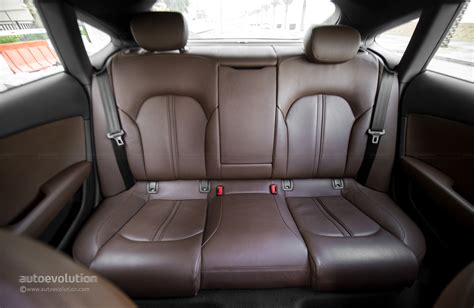 Audi A7 Rear Seats by The Gallery For Gt Audi A7 2013 Back Seat