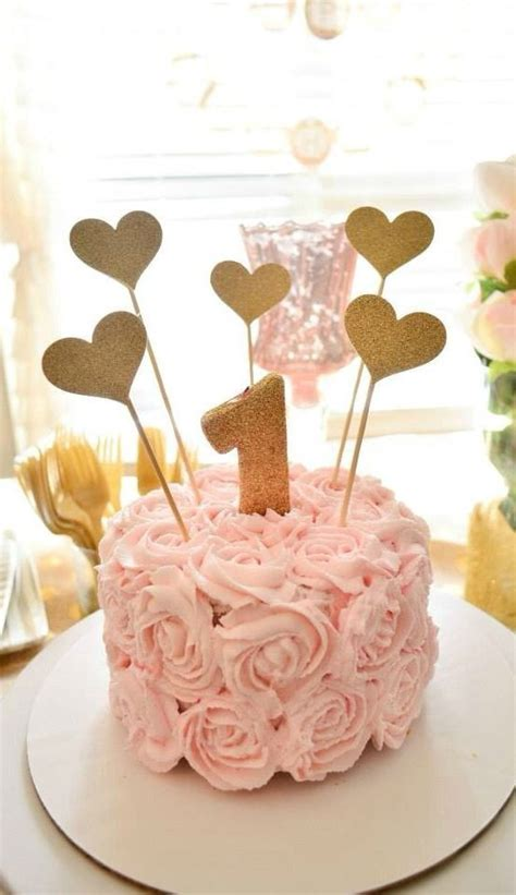 Birthday Decorations For Baby by Best 25 1st Birthday Cakes Ideas On Baby