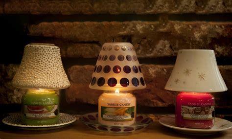 yankee candle shade  jar set groupon