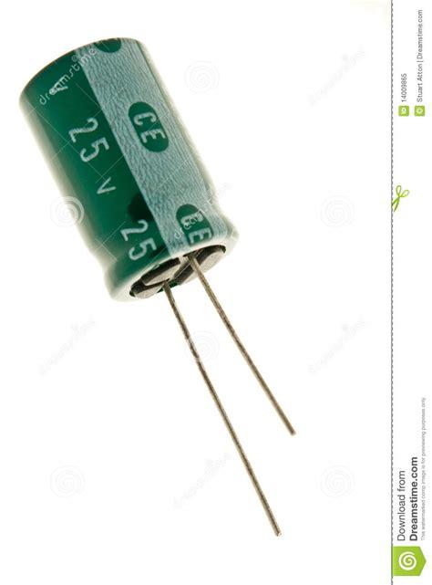 capacitor eletrolitico no eagle capacitor foto de stock royalty free imagem 14009865
