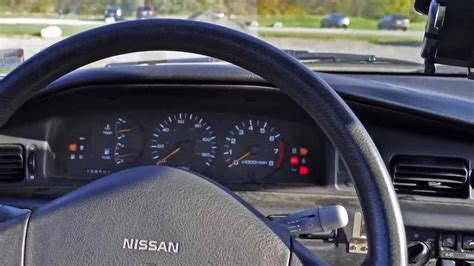 nissan stanza lowered regular car reviews 1991 nissan stanza youtube