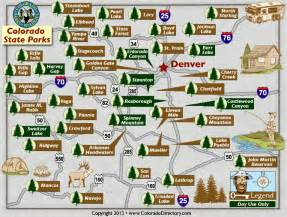 state parks in colorado map colorado state parks map co vacation directory